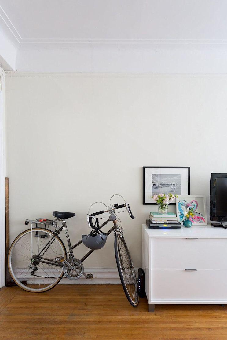 Decoración en espacios reducidos: Monoambiente compacto y cómodo de 25 metros² 9