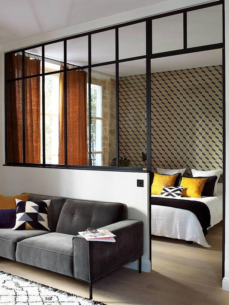 De monoambiente a 2 ambientes: departamento en estilo loft