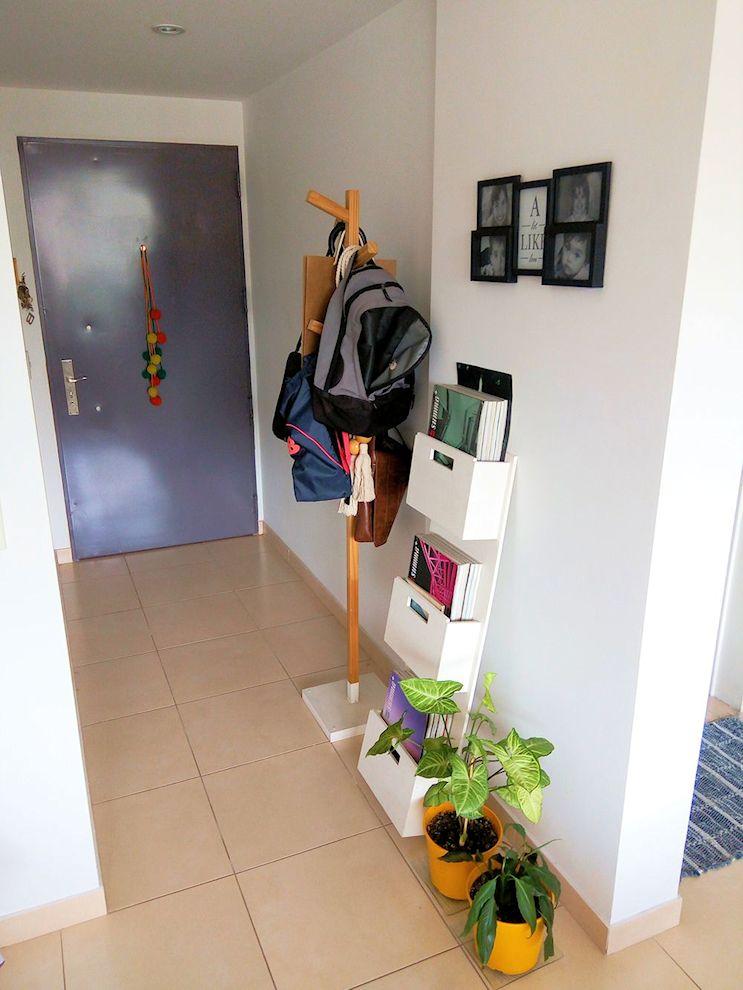 Decoración de departamentos pequeños de 1 ambiente 14