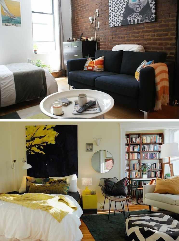 Deco en espacios reducidos: 5 monoambientes pequeños de 26 a 29 metros²