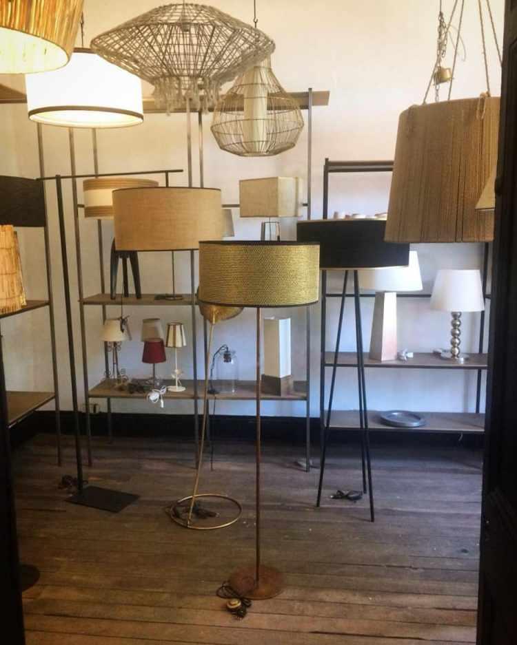 Taller Maíz | Lámparas y pantallas en Bellavista, Santiago 1