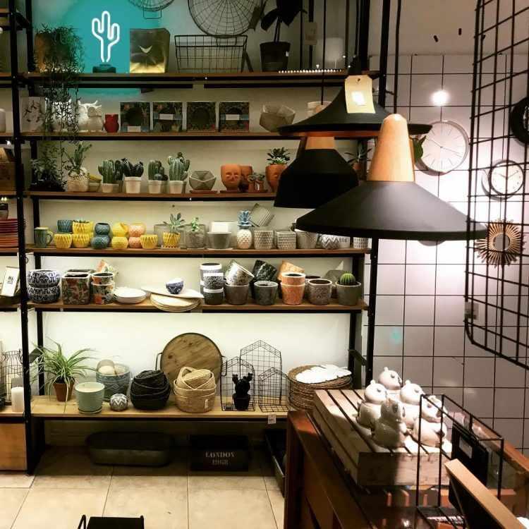 Locales de decoración y muebles en Mar del Plata