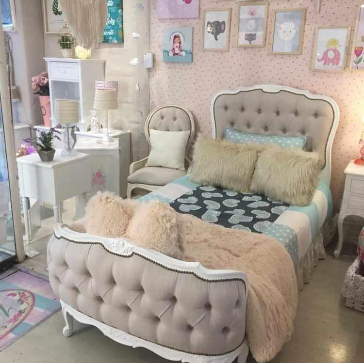 Antique Nouveau - Muebles y decoración para dormitorios de bebés y niñas 1