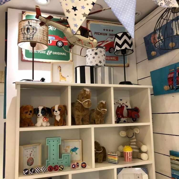 Antique Nouveau - Muebles y decoración para dormitorios de bebés y niñas 11