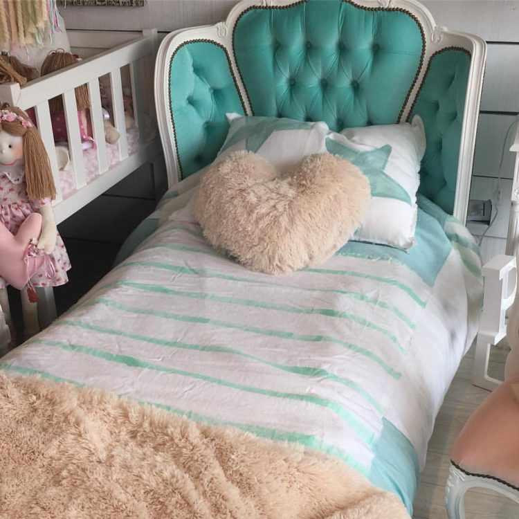 Antique Nouveau - Muebles y decoración para dormitorios de bebés y niñas 7