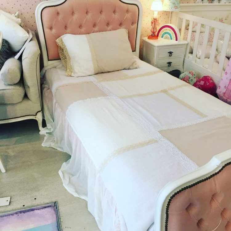 Antique Nouveau - Muebles y decoración para dormitorios de bebés y niñas 9