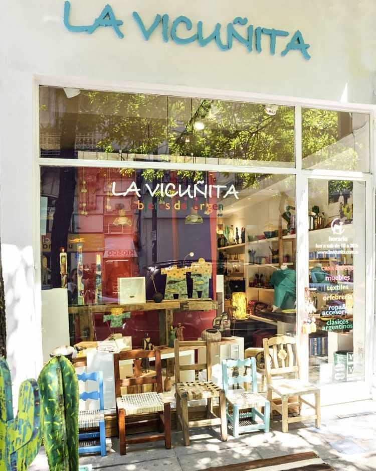 La Vicuñita - Accesorios y muebles estilo rústico en Belgrano 1