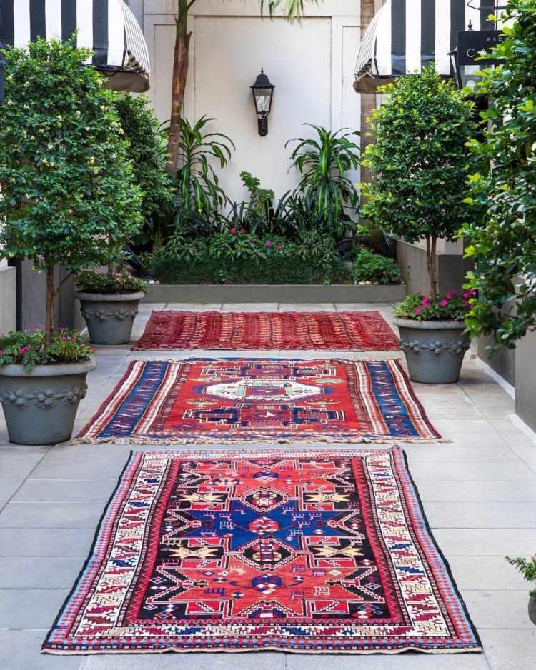 Local de Design Carpets en Rue des Artisans, calle Arenales, Buenos Aires 2