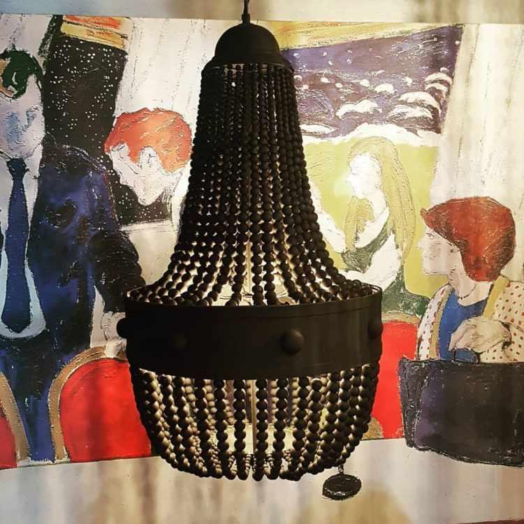 Patio Dorrego en Palermo Hollywood: diseño y venta de arañas y lámparas de estilo 5