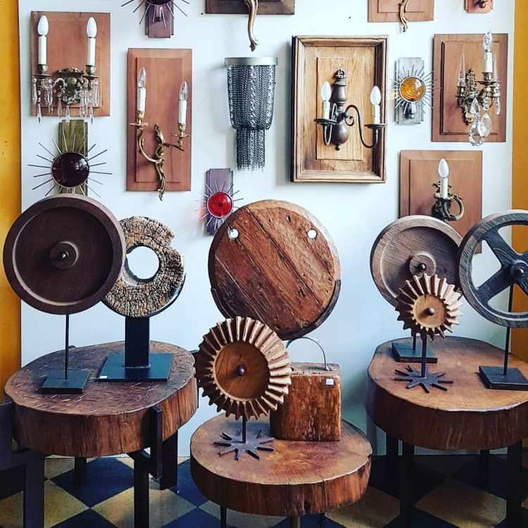Patio Dorrego en Palermo Hollywood: diseño y venta de arañas y lámparas de estilo 6