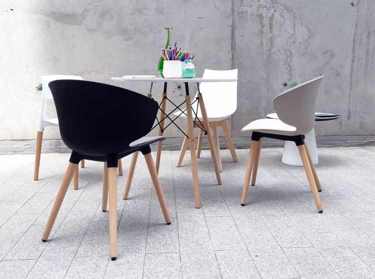Contatto - Sillas y muebles de oficina 2