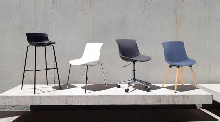 Contatto - Sillas y muebles de oficina 3
