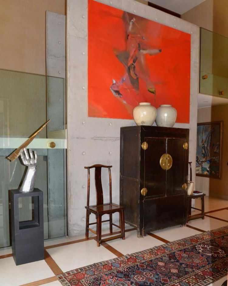 Contemporáneo Patricia Vargas en Vitacura, Santiago de Chile 4