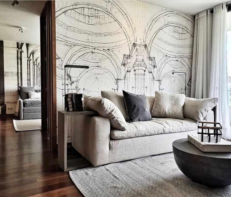 Papel Pintado - Tienda de papel para muros con diseños en Vitacura 1