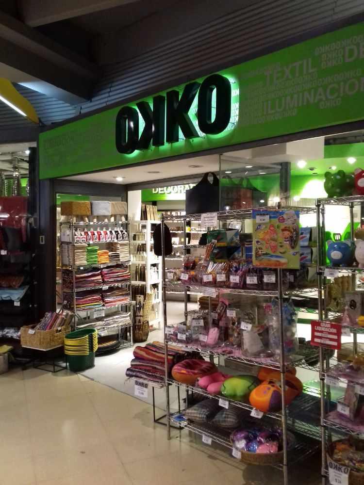 OKKO Bazar y decoración 1