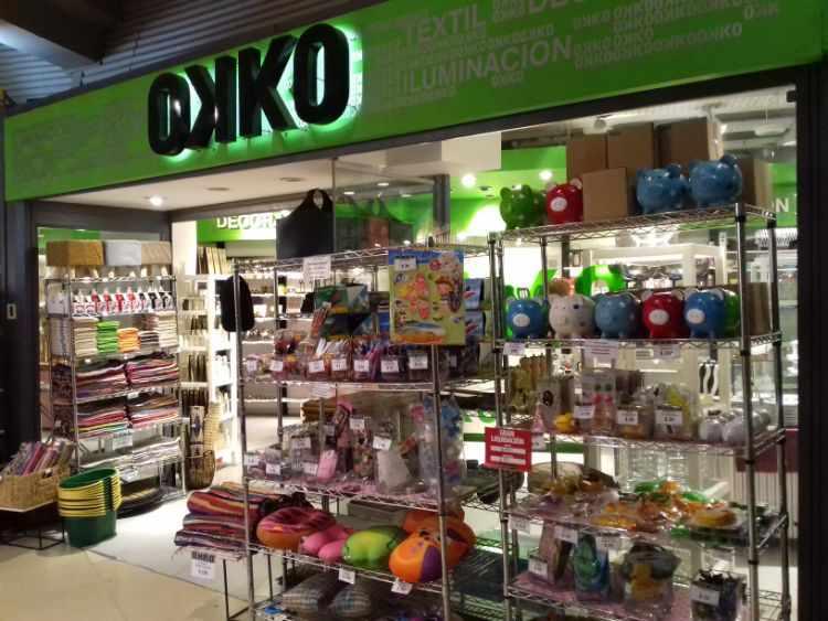OKKO Bazar y decoración 2