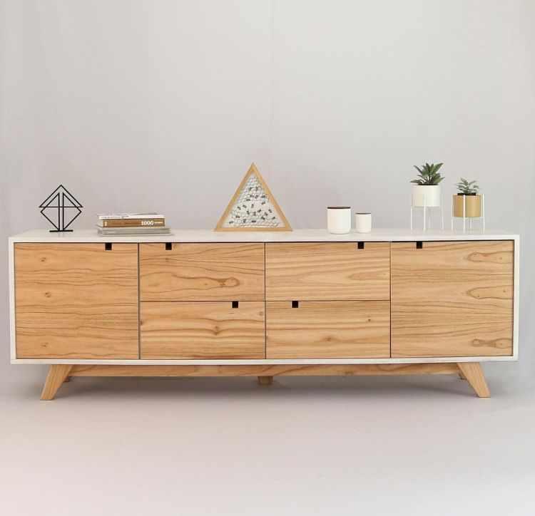 Debute Muebles - Muebles estilo nórdico 1