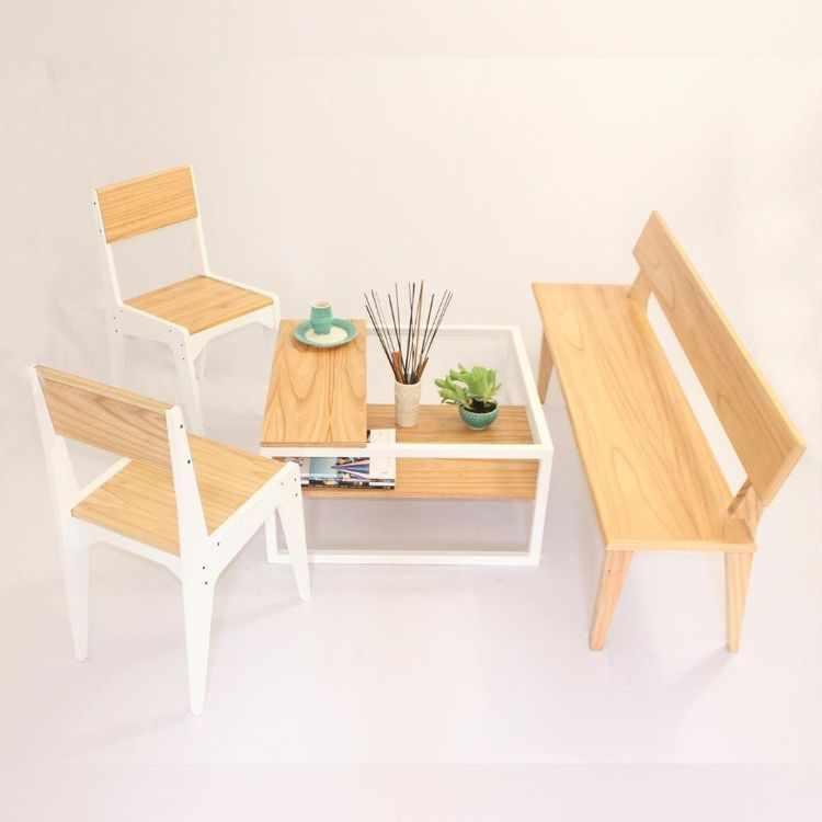 Debute Muebles - Muebles estilo nórdico 6