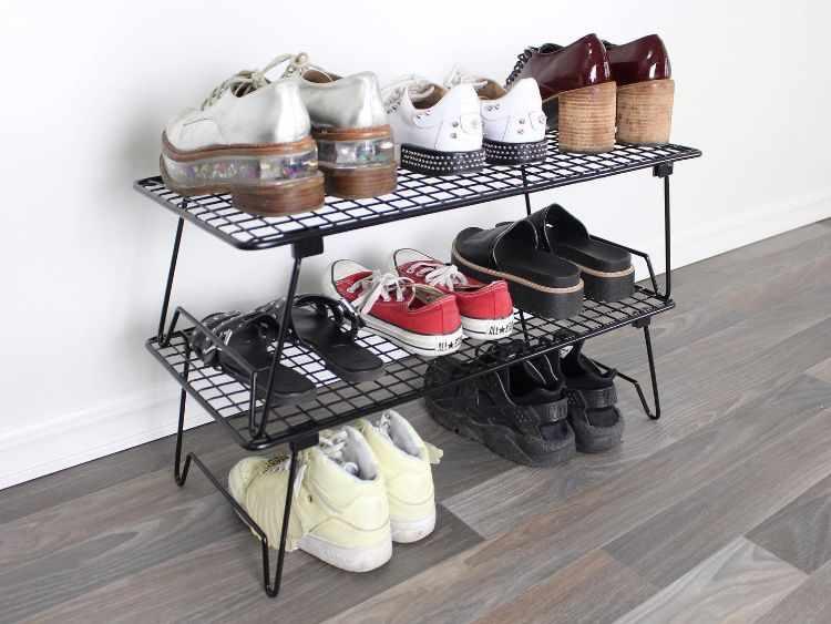MITE - Estantes o racks para zapatos y zapatillas