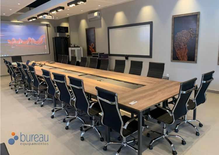 Bureau Equipamientos - Muebles de oficina en Montevideo 1