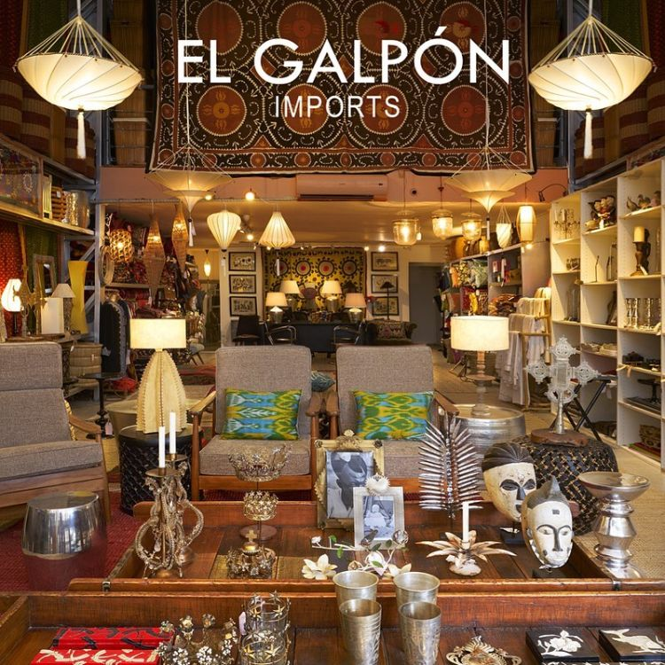 El Galpón Imports en Paso Carrasco, Montevideo 1