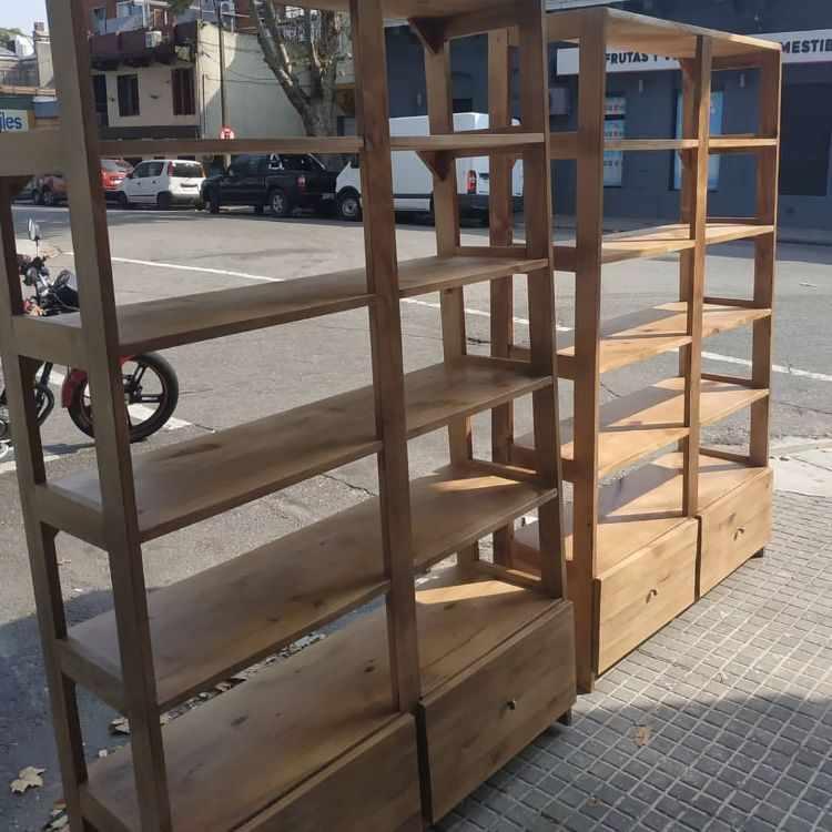La Casa de Madera - Muebles en Cordón, Montevideo 7
