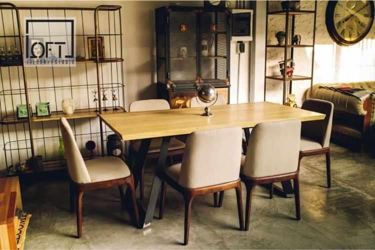 Loft Tienda/Estudio - Muebles estilo industrial en Córdoba 2