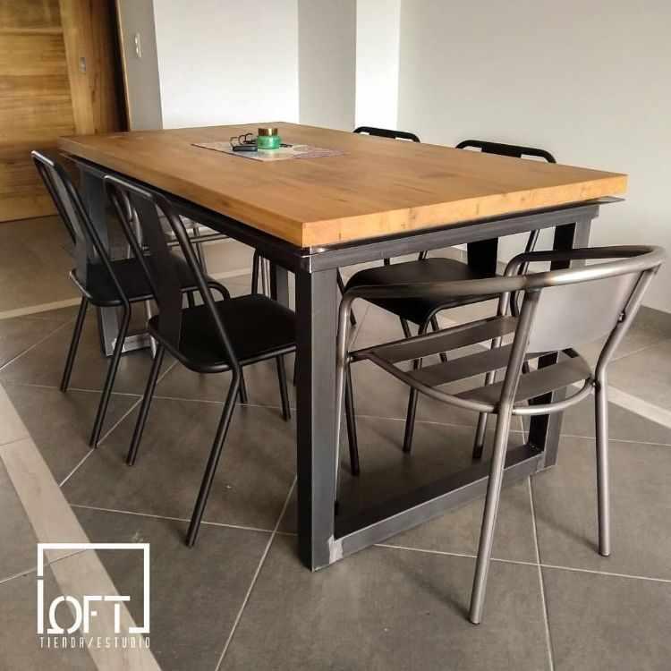 Loft Tienda/Estudio - Muebles estilo industrial en Córdoba 4