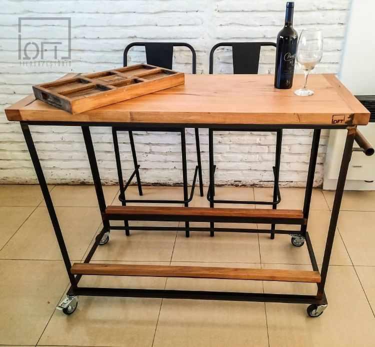 Loft Tienda/Estudio - Muebles estilo industrial en Córdoba 5