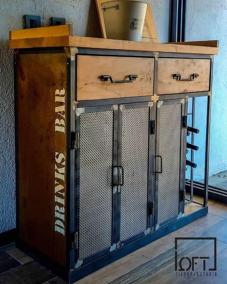 Loft Tienda/Estudio - Muebles estilo industrial en Córdoba 6