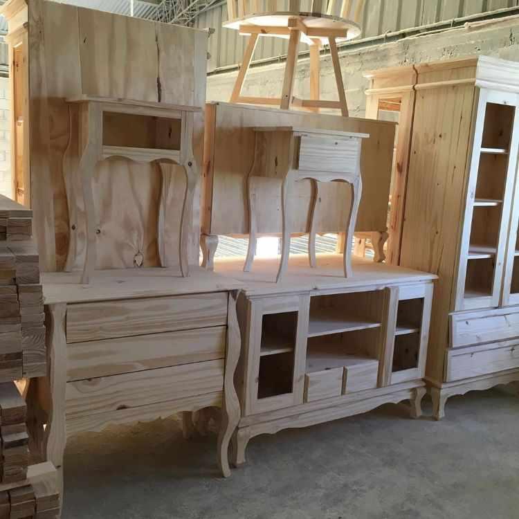 Mundo Provenzal - Muebles en madera de pino en San Fernando, Zona Norte GBA 2