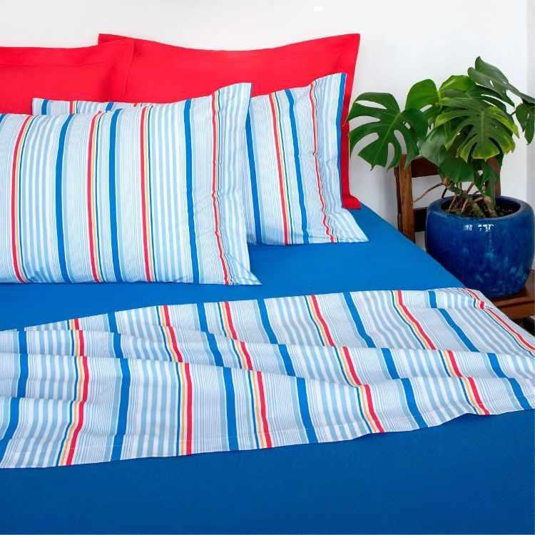 Blanco Carmiel - Ropa de cama y blanquería en Once, CABA 2