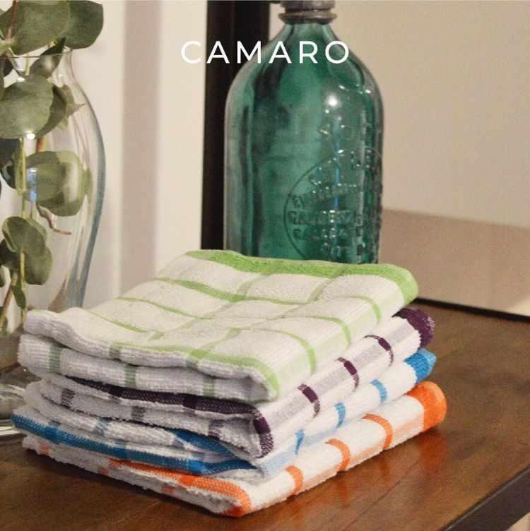Blanco Noar - Camaro Home: mayorista de blanquería, ropa de cama y textiles para el hogar en Once, CABA 11