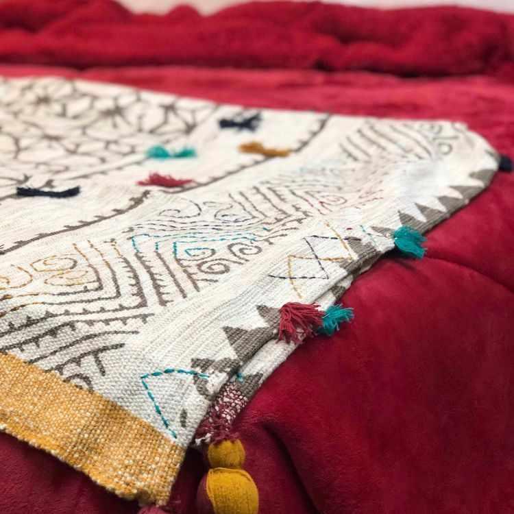 Blanco Noar - Camaro Home: mayorista de blanquería, ropa de cama y textiles para el hogar en Once, CABA 5