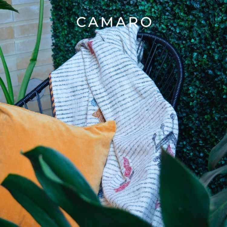 Blanco Noar - Camaro Home: mayorista de blanquería, ropa de cama y textiles para el hogar en Once, CABA 7
