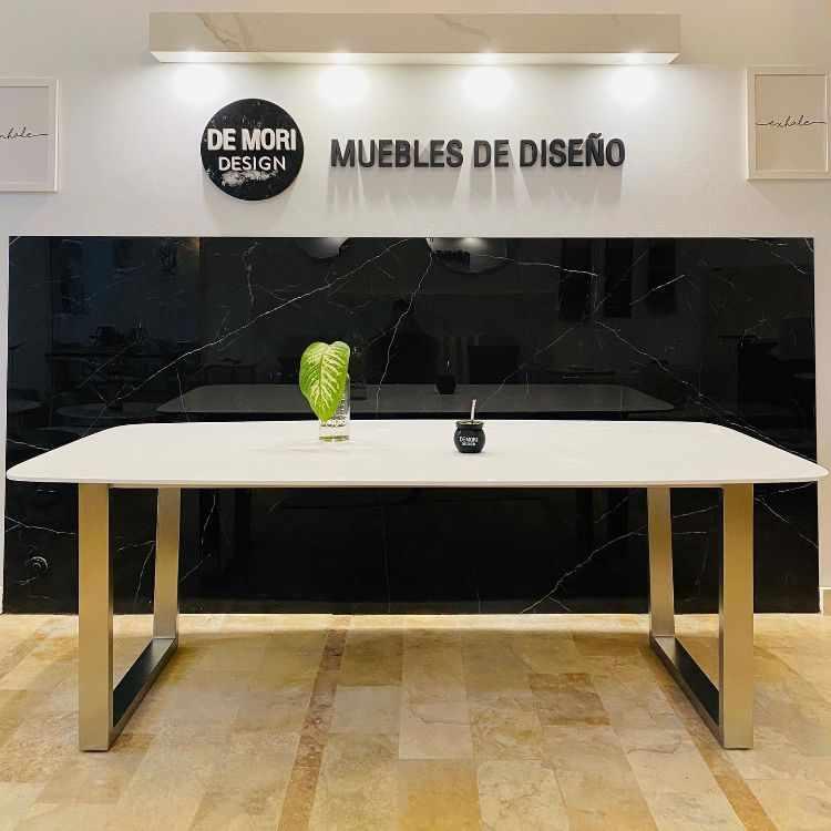 De Mori Design - Muebles de diseño fabricados con mármol, madera y hierro 9