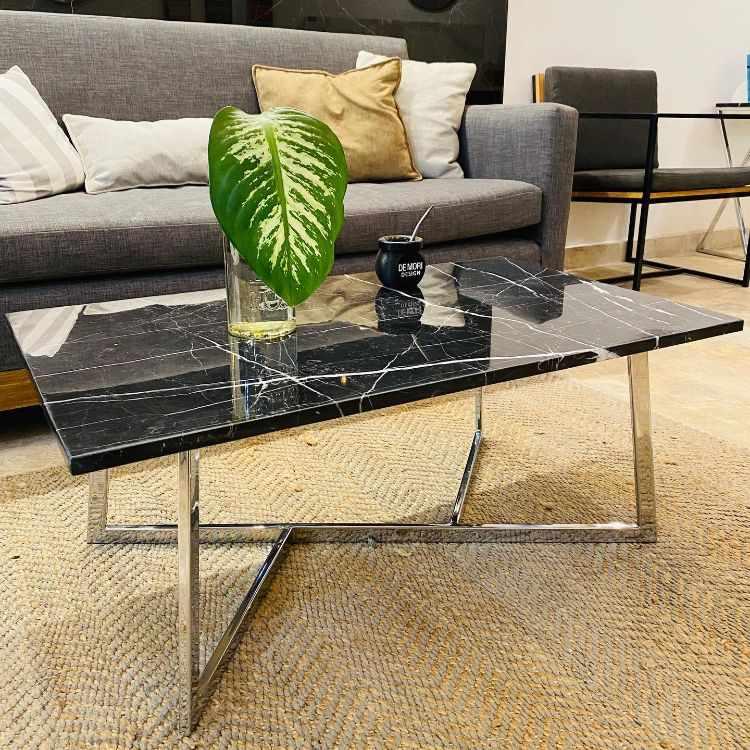 De Mori Design - Muebles de diseño fabricados con mármol, madera y hierro 1