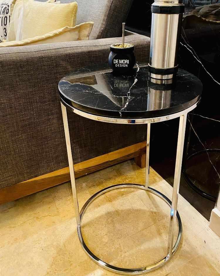 De Mori Design - Muebles de diseño fabricados con mármol, madera y hierro 2