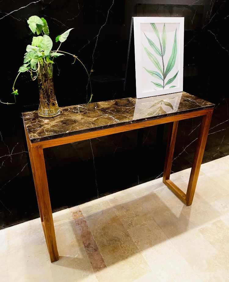De Mori Design - Muebles de diseño fabricados con mármol, madera y hierro 3