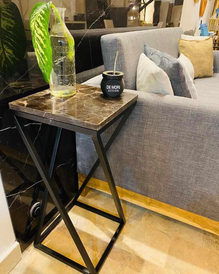 De Mori Design - Muebles de diseño fabricados con mármol, madera y hierro 4