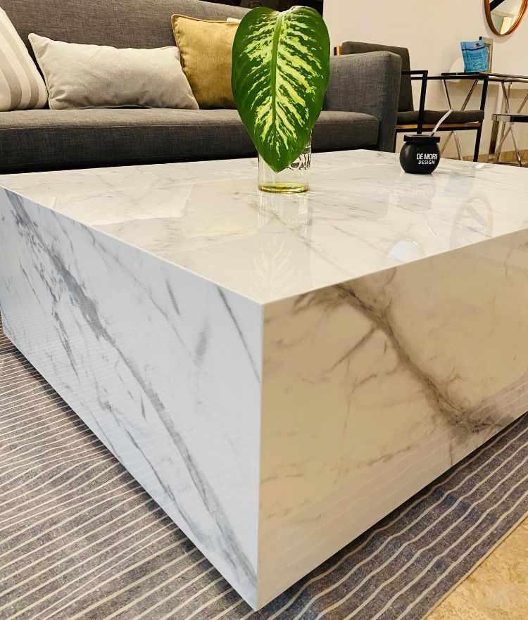 De Mori Design - Muebles de diseño fabricados con mármol, madera y hierro 5