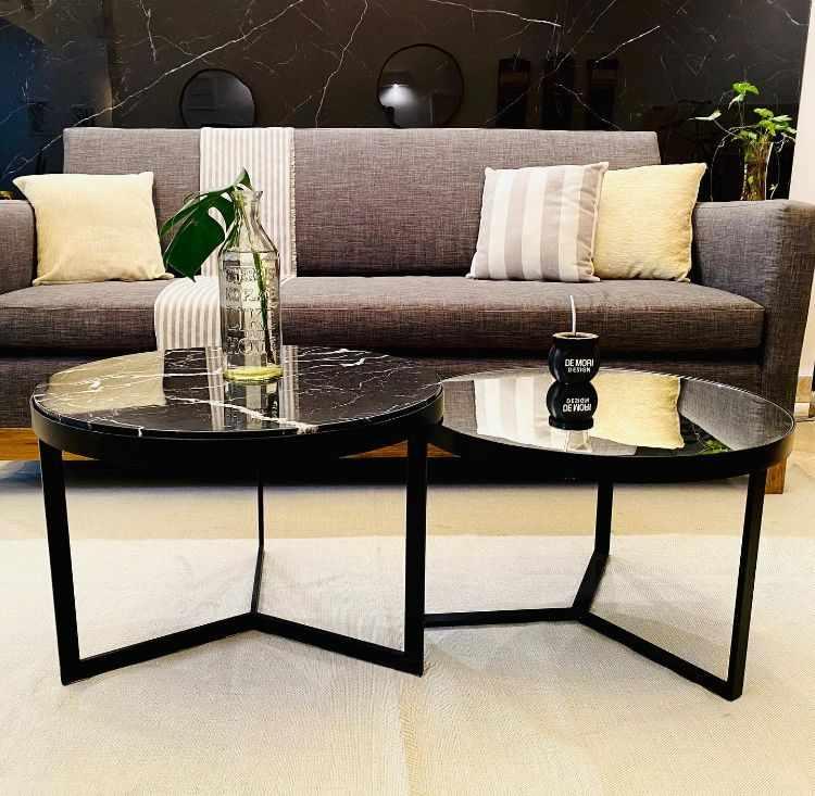 De Mori Design - Muebles de diseño fabricados con mármol, madera y hierro 7
