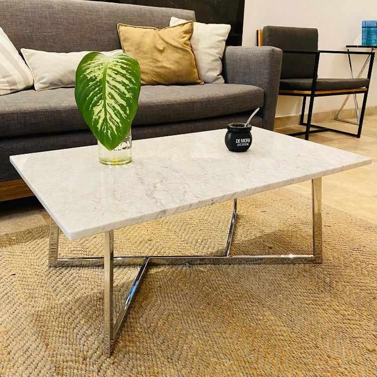 De Mori Design - Muebles de diseño fabricados con mármol, madera y hierro 8