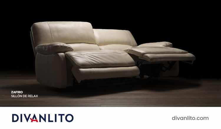 Divanlito - Sofás y sillones reclinables de diseño contemporáneo 4