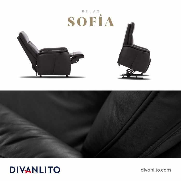 Divanlito - Sofás y sillones reclinables de diseño contemporáneo 5