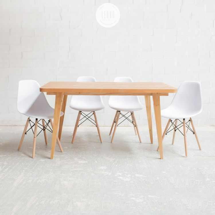 Legno Laccato: muebles nórdicos en Villa Martelli, Zona Norte 2
