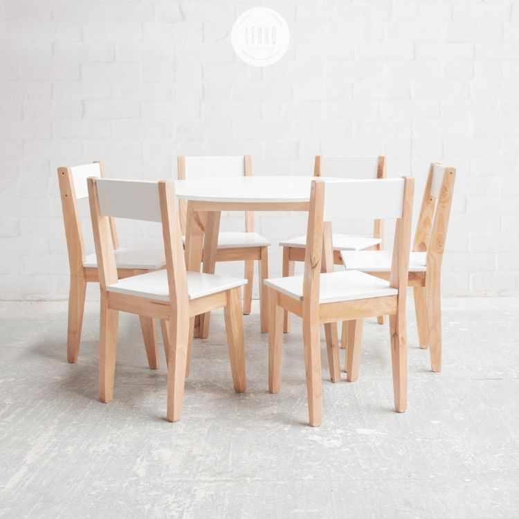 Legno Laccato: muebles nórdicos en Villa Martelli, Zona Norte 3