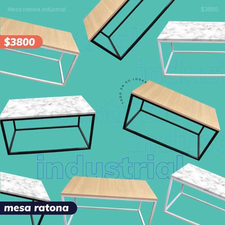Like Muebles - Muebles estilo nórdico e industrial a precios económicos en Flores, CABA 3