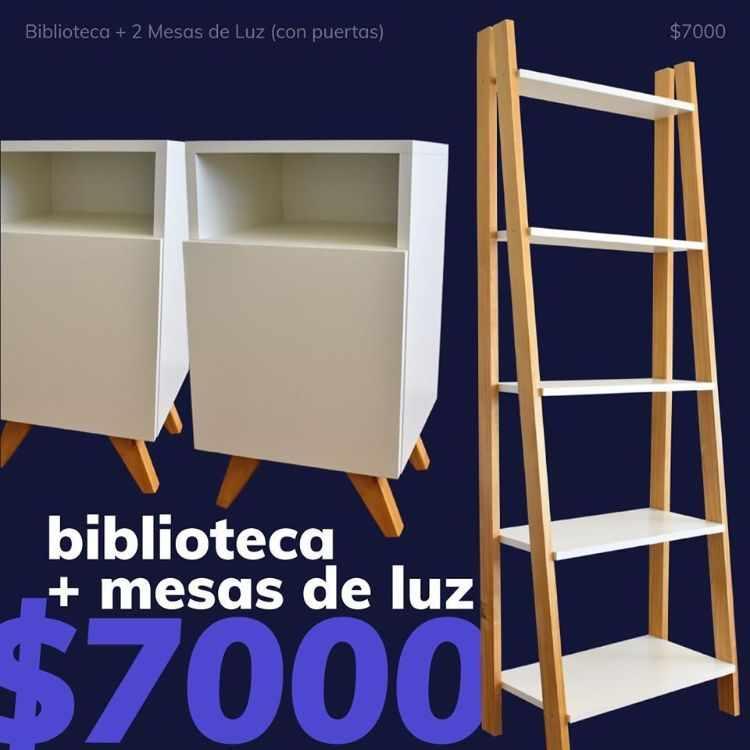Like Muebles - Muebles estilo nórdico e industrial a precios económicos en Flores, CABA 4