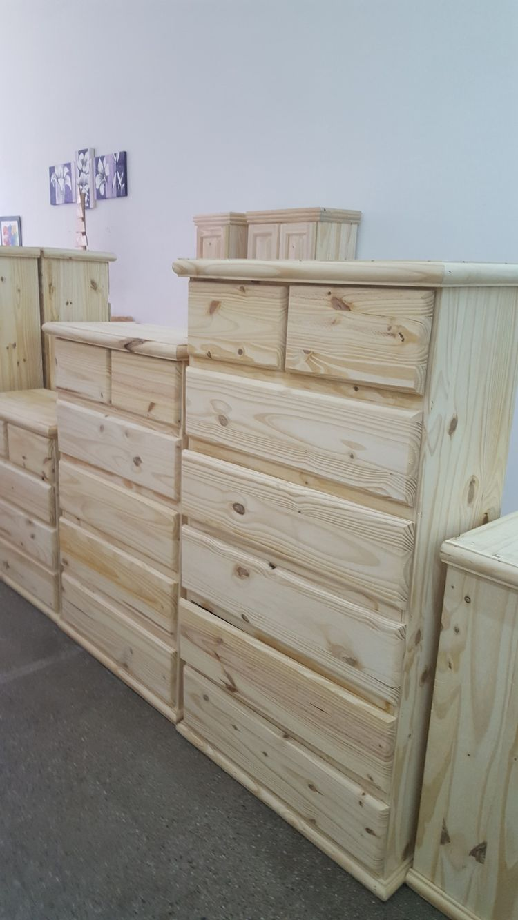 Pueblo Encanto - Muebles de madera de pino en Villa María, Córdoba 1